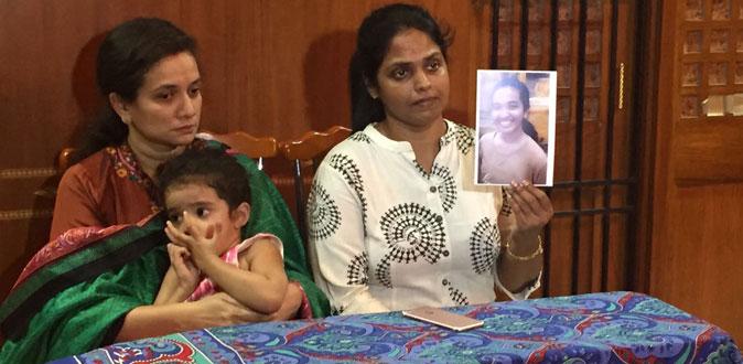 17 வயது மகள் மாயம் - நடிகை லலிதா குமாரி கண்ணீர் பேட்டி!