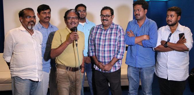 பாரதிராஜாவை மிரள வைத்த '6 அத்தியாயம்'!
