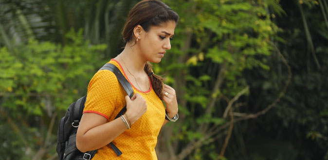 Nayanthara's 'Kolamaavu Kokila' from August 17
