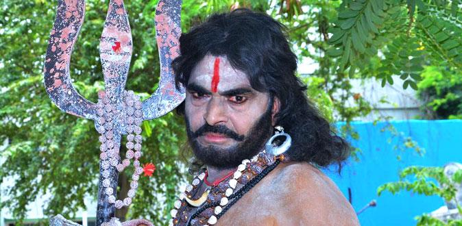 சாயாஜி ஷிண்டே நடிப்பில் உருவாகும் 'அகோரி'!