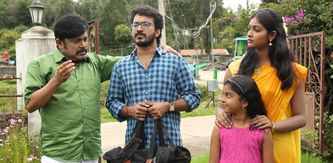 'Pathu Second Mutham' is a Nick of time thriller