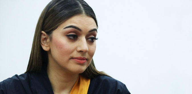 கஞ்சா போதையில் நடிகை ஹன்சிகா! - ரசிகர்கள் அதிர்ச்சி