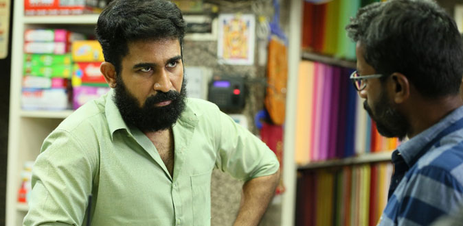 Vijay Antony's Annadurai - Press Release