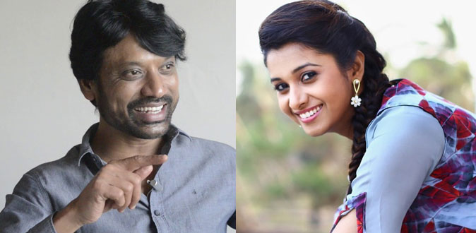 S.J.Surya and Priya Bhavani Shankar join for upcoming blockbuster