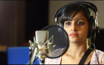 'கூத்தன்'னுக்காக குத்துப்பாட்டு பாடிய நடிகை ரம்யா நம்பீசன்!