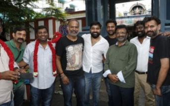 Venkat Prabhu's PARTY begins!
