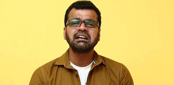 போலீஸ் நிலையத்தில் நடிகர் தாடி பாலாஜி!