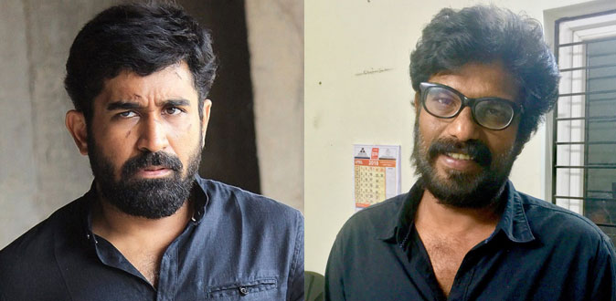 Director Ganesha speaks about Vijay Antony's perfection