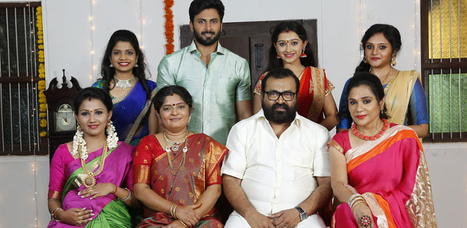 Vijay TV's NINAIKA THERINDHA MANAME