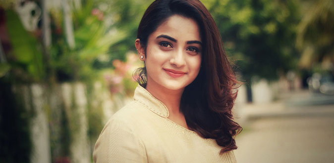 Actress Namitha Pramod Press Release