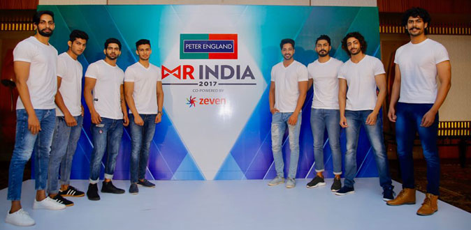 Peter England Mr India 2017 gets an overwhelming response in Chennai
