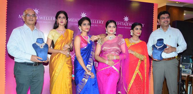 Mehta Jewellery launches the latest Bridal Collection this Diwali and Festive collection