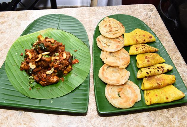 Tirunelveli Fest in Spice Jar Restaurant at The Residency