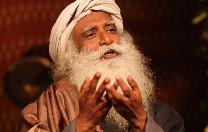 Sadhguru addresses Entrepreneurs Organization Chennai