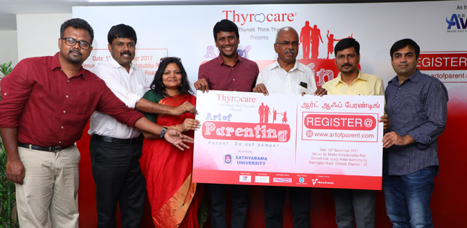 Thyrocare in association with Brand Avatar presents 'Art of Parenting'