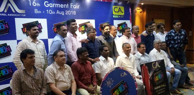The Biggest Garment Fair in Chennai!