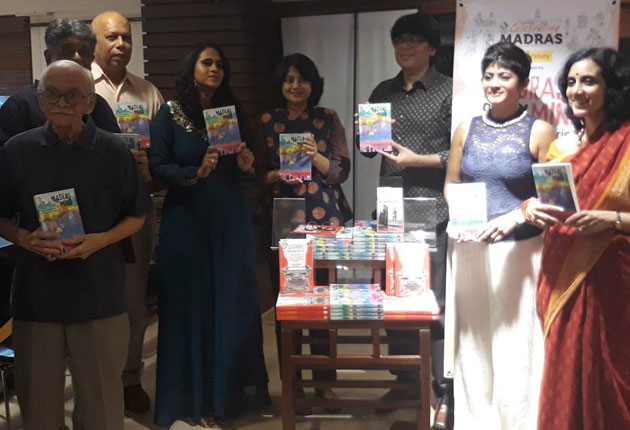 Book Launched - Madras on My Mind – A City in Stories