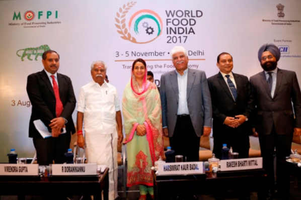 30 Global CEOs confirmed to attend the World Food India