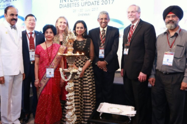 The fourth edition of Dr. Mohan's International Diabetes Update