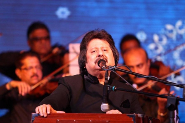 Pankaj Udhas Live at Forum