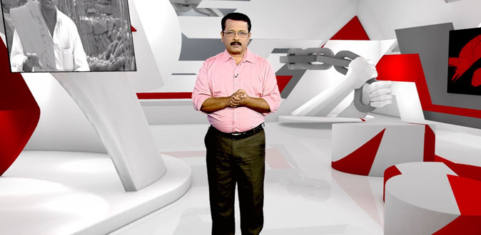 புதிய தலைமுறை டிவி-ன் 'ரௌத்ரம் பழகு'!