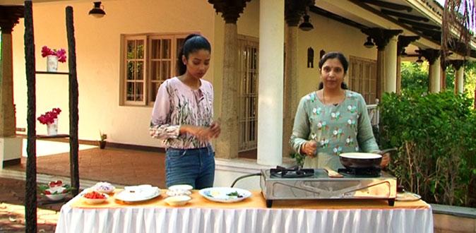 ரோட்டரி கிளப் உறுப்பினர்கள் கலந்துக்கொண்ட 'நம்ம வீட்டு செஃப்'