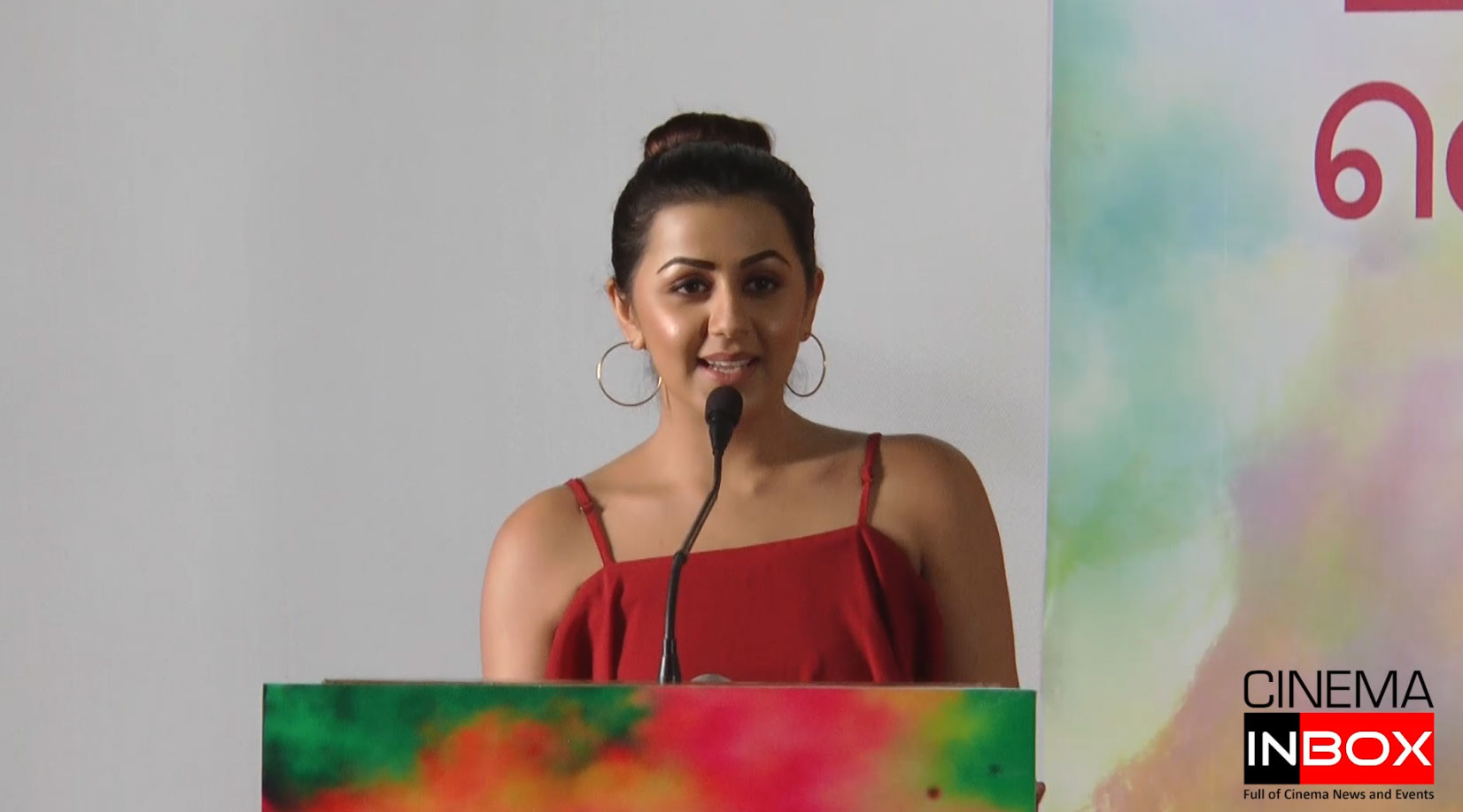 Nikki Galrani speaks about 'Pakka' Video