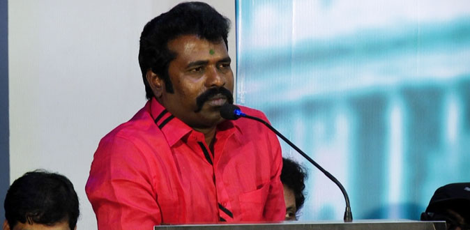Varaaki speech in Siva Manasula Pushba Audio Launch