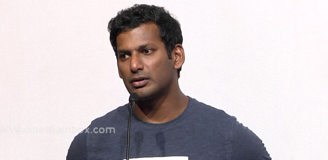 Vishal warning to State and Central Government for Tutucorin Issue