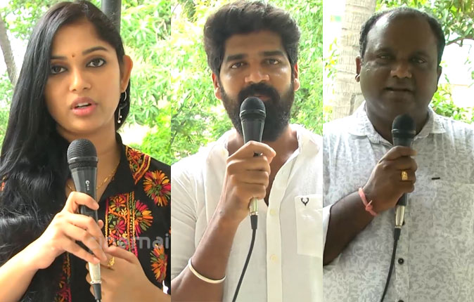 Pichuva Kaththi Movie Team Interview