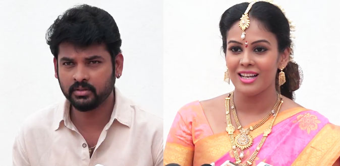 Vimal and Shanthini speaks about Mannar Vagaiyara