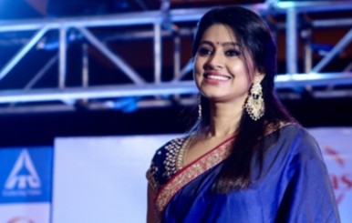 Sneha in Sunfeast New Biscuts Launch
