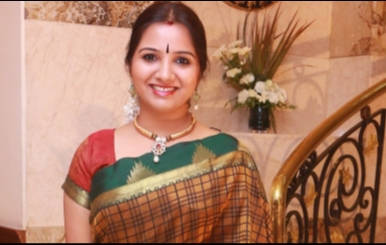 Singer Mahathi Thanks Message For State Awards