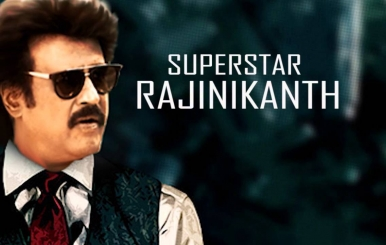 Superstar Rajinikanth is back to rock the big screens