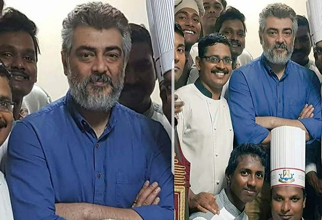 Viswasam Ajith movie images