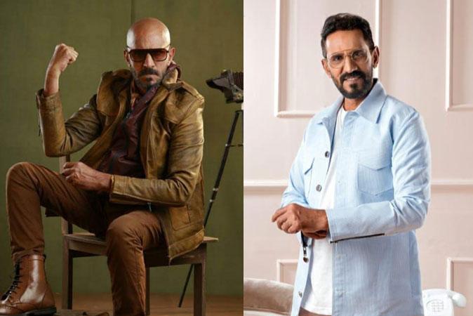 Actor Vaiyapuri Photo Shoot Stills