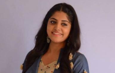 Actress Manjima Mohan Stills