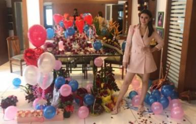 Actress Hansika Birthday Celebration Stills