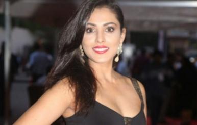 Actress Madhu Shalini Stills