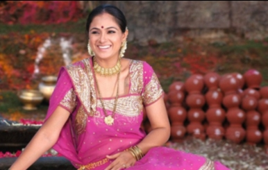 Actress Simran Stills