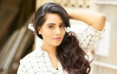 Actress Arshitha Stills