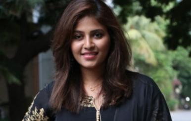 Actress Anjali Stills
