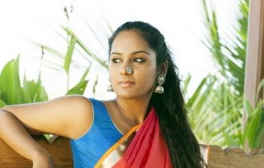 Actress Lakshmi Priya Stills