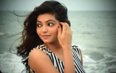 Actress Athulya Ravi Stills