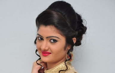 Actress Poojitha Stills