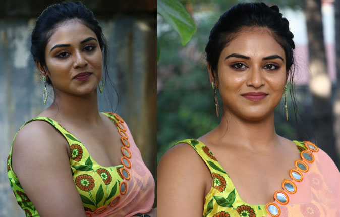 Actress Indhuja Latest Stills