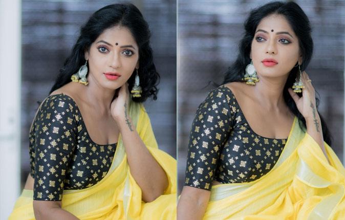 Actress Reshma