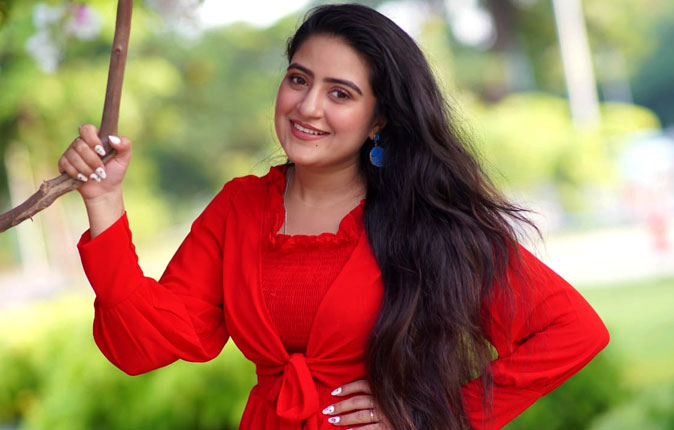 Actress Deepthi Raj Stills