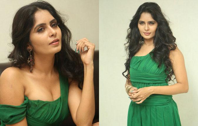 Actress Madhumathi Stills
