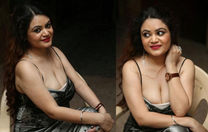 Actress Akshita Stills